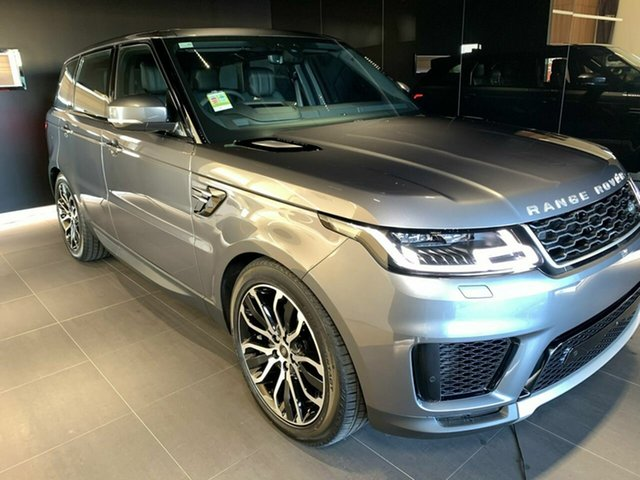 New Land Rover Range Rover Sport SDV6 183kW CommandShift SE, Port Macquarie, 2019 Land Rover Range Rover Sport SDV6 183kW CommandShift SE Wagon