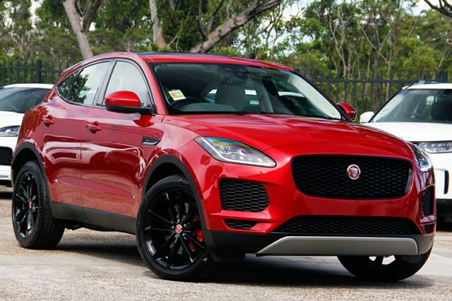 New Jaguar E-PACE P250 AWD S, Bennetts Green, 2018 Jaguar E-PACE P250 AWD S Wagon