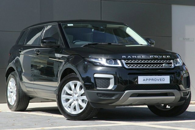 Used Land Rover Range Rover Evoque TD4 150 SE, Campbelltown, 2015 Land Rover Range Rover Evoque TD4 150 SE SUV
