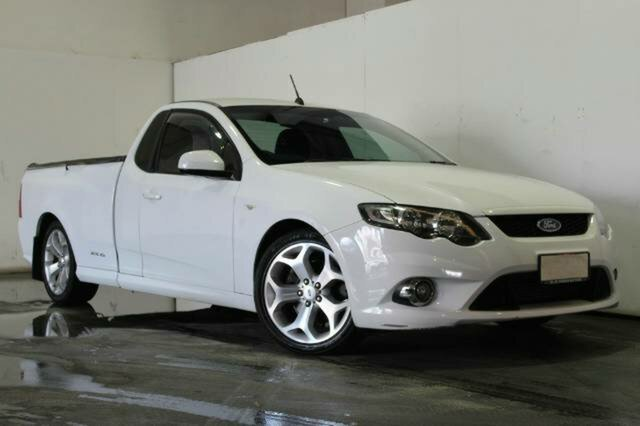 Used Ford Falcon XR6 TURBO EXTENDED C, Underwood, 2011 Ford Falcon XR6 TURBO EXTENDED C Utility