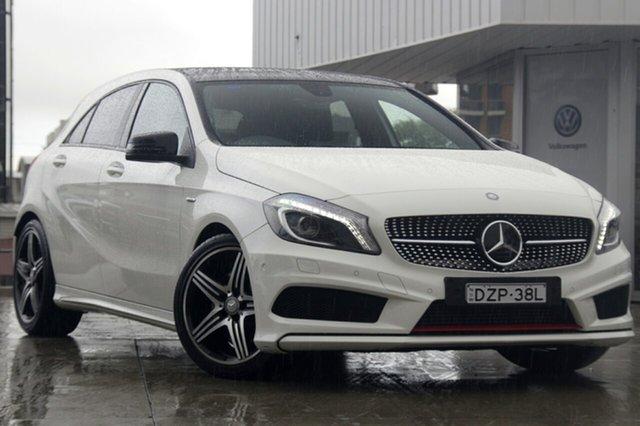 Used Mercedes-Benz A250 Sport D-CT, Waitara, 2014 Mercedes-Benz A250 Sport D-CT Hatchback