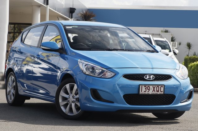 Used Hyundai Accent Sport, Toowong, 2017 Hyundai Accent Sport Hatchback