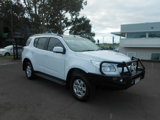 Used Holden Colorado 7 LT, Nowra, 2015 Holden Colorado 7 LT Wagon