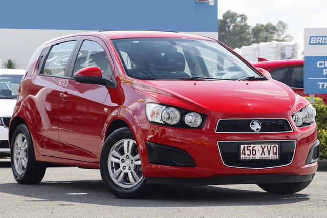 Used Holden Barina CD, Toowong, 2016 Holden Barina CD Hatchback