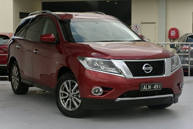 Used Nissan Pathfinder ST X-tronic 2WD, Southport, 2016 Nissan Pathfinder ST X-tronic 2WD Wagon