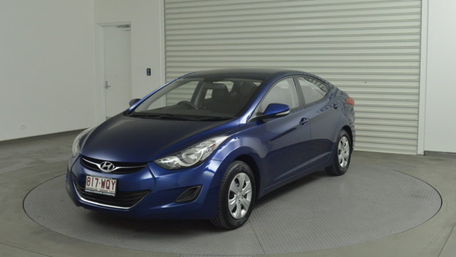 Used Hyundai Elantra Active, Southport, 2012 Hyundai Elantra Active Sedan