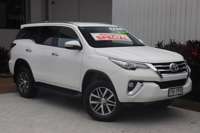 Used Toyota Fortuner Crusade i-MT, Cairns, 2015 Toyota Fortuner Crusade i-MT Wagon