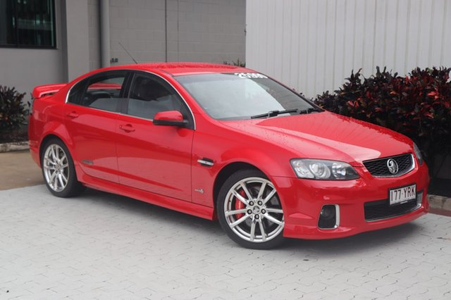 Used Holden Commodore SS V Redline, Cairns, 2011 Holden Commodore SS V Redline Sedan