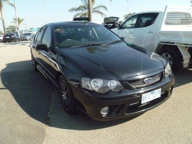 Used Ford Falcon XR6, Cheltenham, 2006 Ford Falcon XR6 Sedan