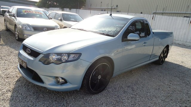 Used Ford Falcon XR6 Ute Super Cab, Seaford, 2008 Ford Falcon XR6 Ute Super Cab Utility