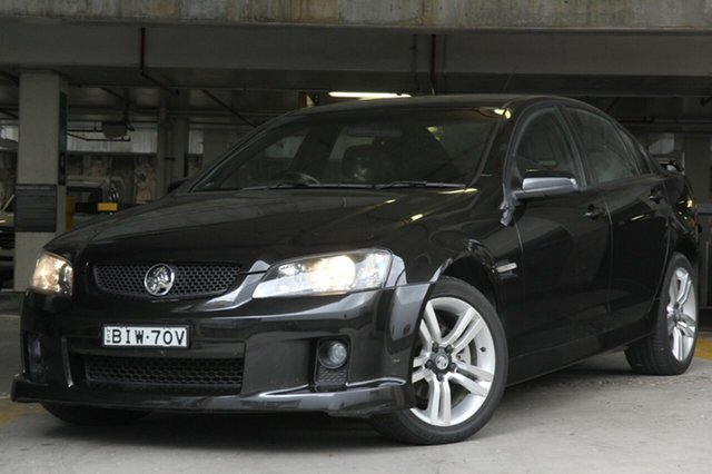 Used Holden Commodore SV6, Brookvale, 2009 Holden Commodore SV6 Sedan