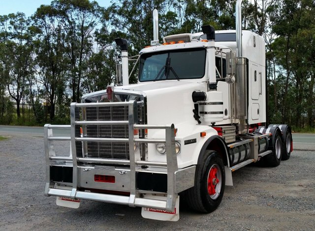 Used Kenworth T658, Stapylton, 2009 Kenworth T658 Prime Mover