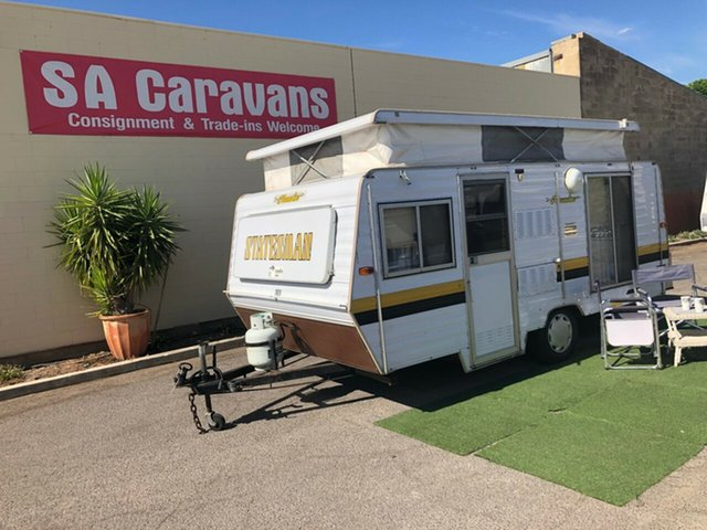 Used Windsor STATESMAN with AIR CONDITIONING, Klemzig, 1988 Windsor STATESMAN with AIR CONDITIONING Pop Top