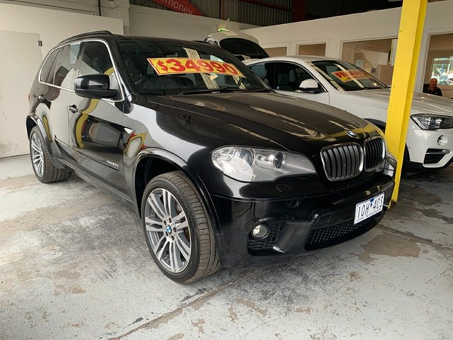 Used BMW X5 xDrive30d Steptronic, Cranbourne, 2013 BMW X5 xDrive30d Steptronic Wagon