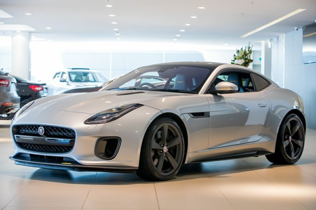 Used Jaguar F-TYPE 400 Quickshift RWD Sport, Artarmon, 2017 Jaguar F-TYPE 400 Quickshift RWD Sport Coupe
