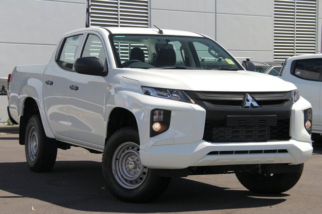 New Mitsubishi Triton GLX Double Cab, Toowong, 2019 Mitsubishi Triton GLX Double Cab Utility