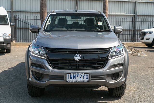 Used Holden Colorado LS (4x4), Oakleigh, 2018 Holden Colorado LS (4x4) RG MY18 Crew Cab Pickup