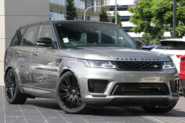 New Land Rover Range Rover Sport SDV8 CommandShift HSE Dynamic, Newstead, 2018 Land Rover Range Rover Sport SDV8 CommandShift HSE Dynamic Wagon