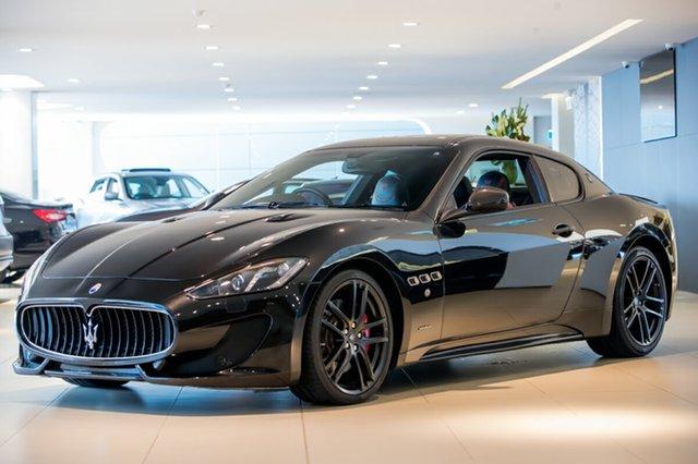 Used Maserati Granturismo MC Sportline, Artarmon, 2016 Maserati Granturismo MC Sportline Coupe
