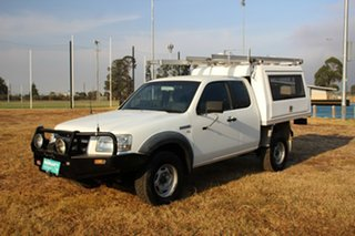 2008 Ford Ranger XL Super Cab Cab Chassis.