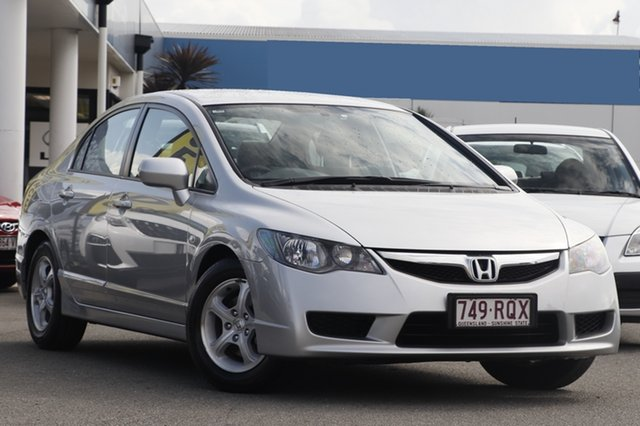 Used Honda Civic Limited Edition, Toowong, 2010 Honda Civic Limited Edition Sedan