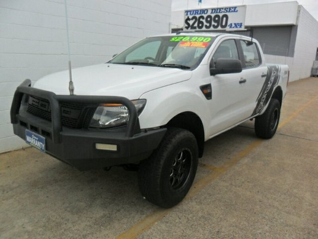 Used Ford Ranger XL Double Cab, Redcliffe, 2012 Ford Ranger XL Double Cab Utility