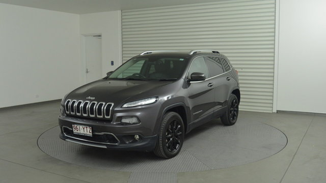 Used Jeep Cherokee Limited, Southport, 2014 Jeep Cherokee Limited Wagon