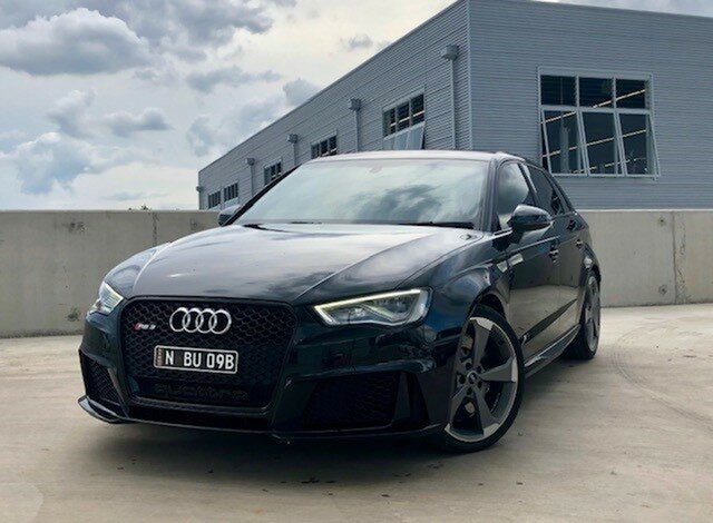 Discounted Used Audi RS 3 Sportback S Tronic Quattro, Southport, 2016 Audi RS 3 Sportback S Tronic Quattro Hatchback
