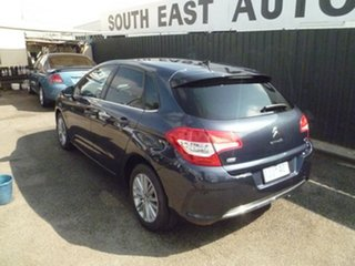 2012 Citroen C4 e-HDi EGS Exclusive Hatchback.