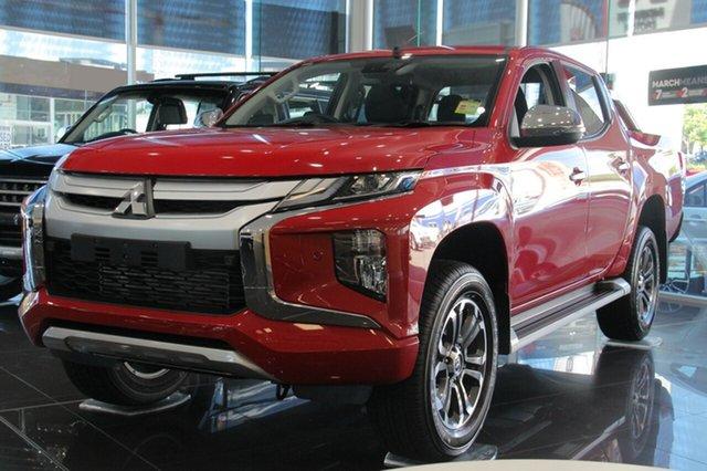 New Mitsubishi Triton GLS Double Cab Premium, Beaudesert, 2019 Mitsubishi Triton GLS Double Cab Premium Utility