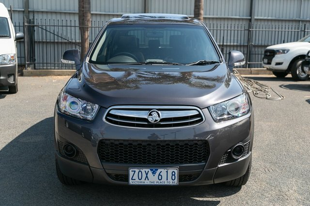 Used Holden Captiva 7 SX (FWD), Oakleigh, 2013 Holden Captiva 7 SX (FWD) CG MY13 Wagon