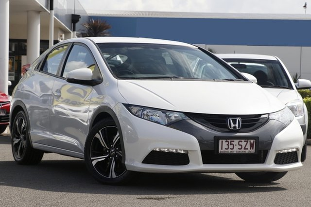 Used Honda Civic VTi-S, Bowen Hills, 2012 Honda Civic VTi-S Hatchback