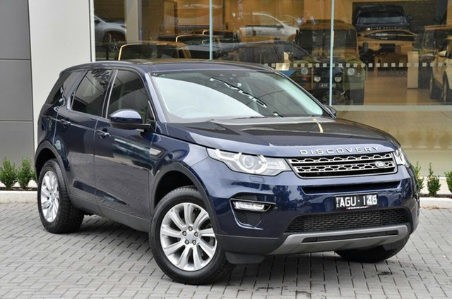 Used Land Rover Discovery Sport Td4 SE, Berwick, 2015 Land Rover Discovery Sport Td4 SE Wagon