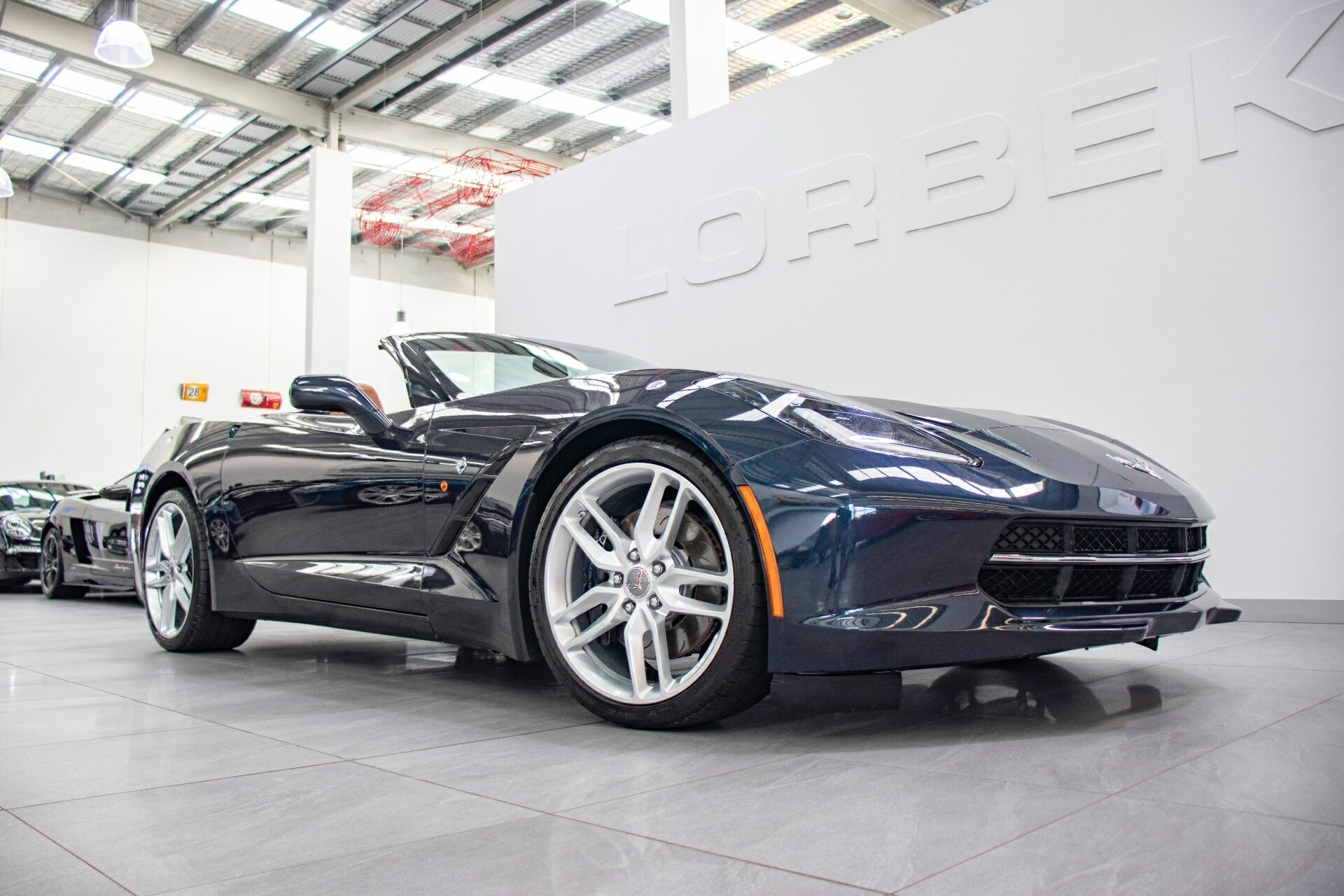 2014 Chevrolet Corvette Z51 Stingray