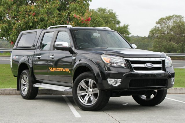 Used Ford Ranger Wildtrak Crew Cab, Indooroopilly, 2011 Ford Ranger Wildtrak Crew Cab Utility