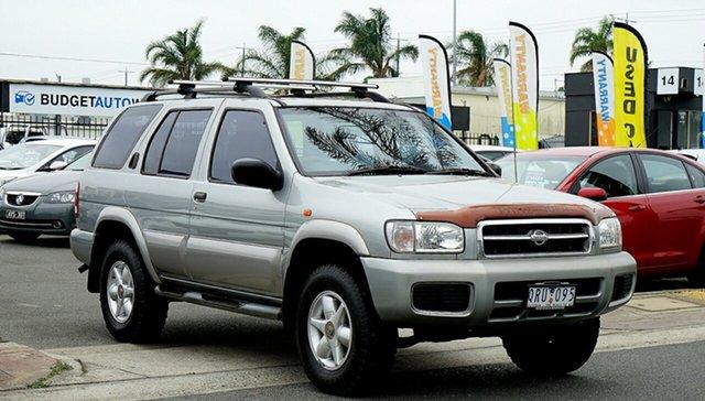 Used Nissan Pathfinder TI, Cheltenham, 2001 Nissan Pathfinder TI Wagon