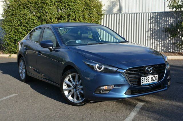 Demonstrator, Demo, Near New Mazda 3 SP25 SKYACTIV-Drive GT, Cheltenham, 2018 Mazda 3 SP25 SKYACTIV-Drive GT Sedan