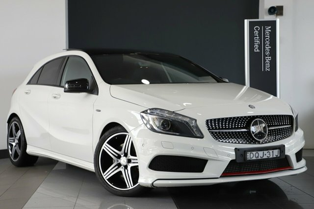 Used Mercedes-Benz A250 Sport D-CT, Southport, 2013 Mercedes-Benz A250 Sport D-CT Hatchback