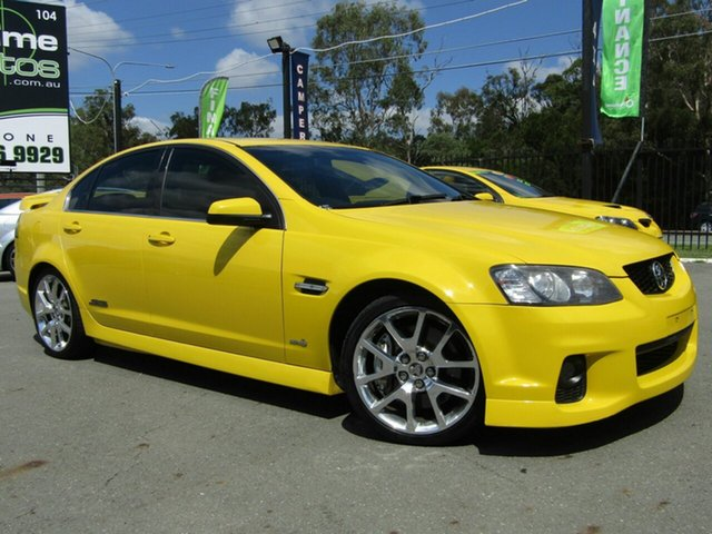 Used Holden Commodore SS-V Redline Edition, Underwood, 2011 Holden Commodore SS-V Redline Edition Sedan