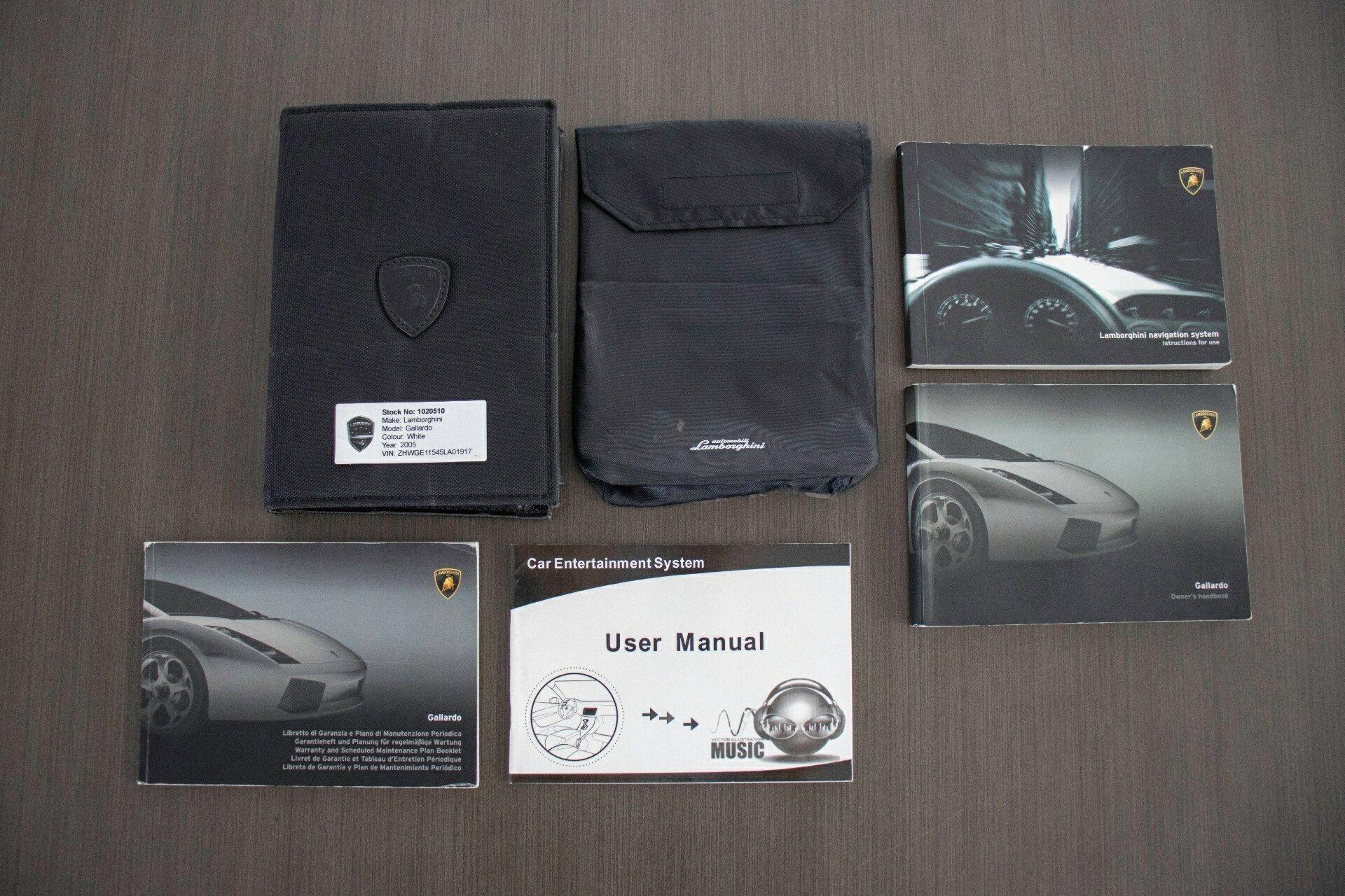 2005 Lamborghini Gallardo  L140