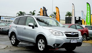 2014 Subaru Forester 2.5i-L Lineartronic AWD Wagon.