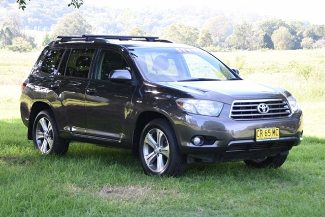 Used Toyota Kluger KX-S AWD, Southport, 2009 Toyota Kluger KX-S AWD Wagon