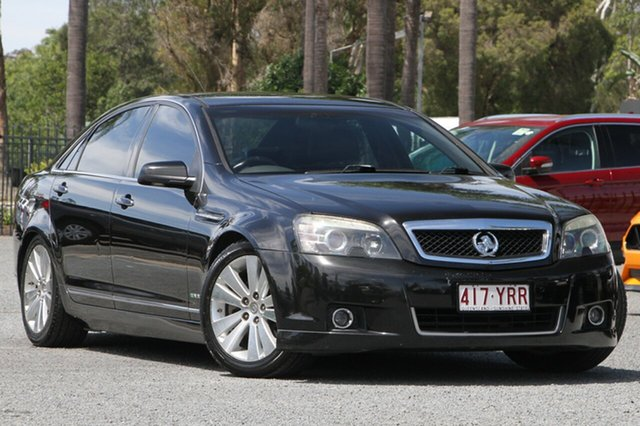 Used Holden Caprice, Beaudesert, 2010 Holden Caprice Sedan
