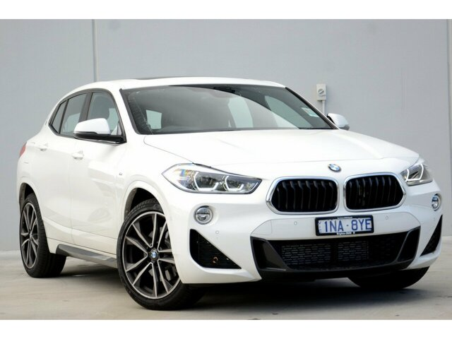Demonstrator, Demo, Near New BMW X2 xDrive20d Coupe Steptronic AWD M Sport, Clayton, 2018 BMW X2 xDrive20d Coupe Steptronic AWD M Sport Wagon