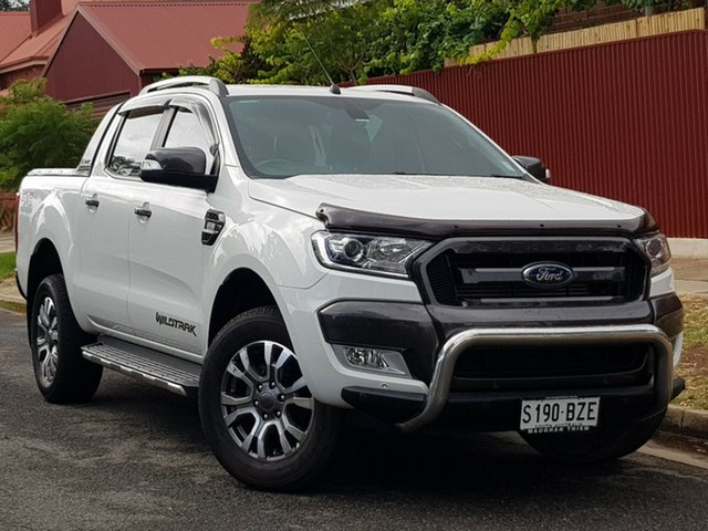 Used Ford Ranger Wildtrak Double Cab, Cheltenham, 2016 Ford Ranger Wildtrak Double Cab Utility