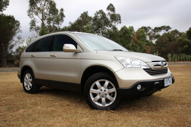 Used Honda CR-V Luxury 4WD, Officer, 2007 Honda CR-V Luxury 4WD Wagon
