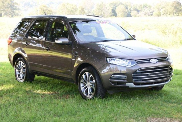 Used Ford Territory Titanium Seq Sport Shift AWD, Southport, 2012 Ford Territory Titanium Seq Sport Shift AWD Wagon