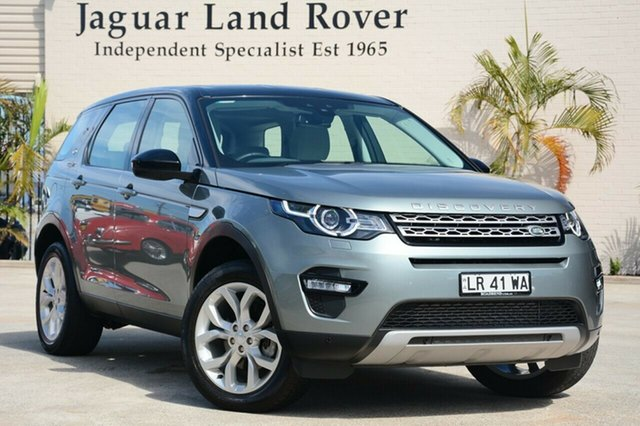 Used Land Rover Discovery Sport Td4 HSE, Welshpool, 2016 Land Rover Discovery Sport Td4 HSE Wagon