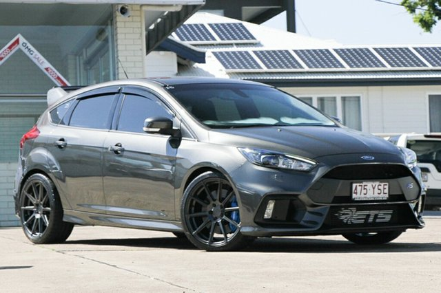 Used Ford Focus RS AWD, Indooroopilly, 2016 Ford Focus RS AWD Hatchback