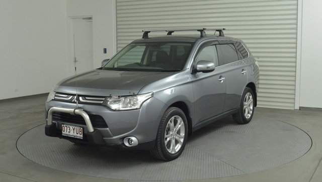 Used Mitsubishi Outlander Aspire 4WD, Southport, 2013 Mitsubishi Outlander Aspire 4WD Wagon
